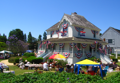 Dudley House Ventura