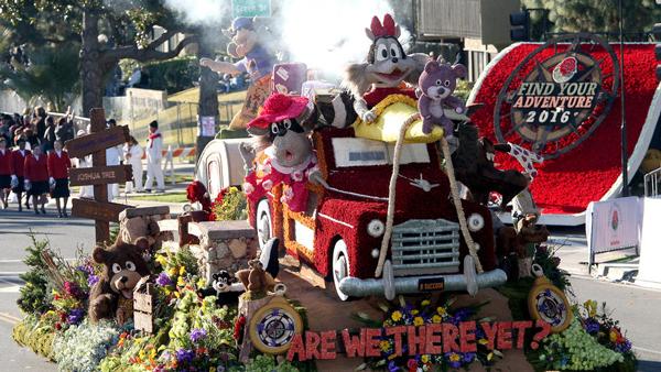Rose Parade Pasadena home loans