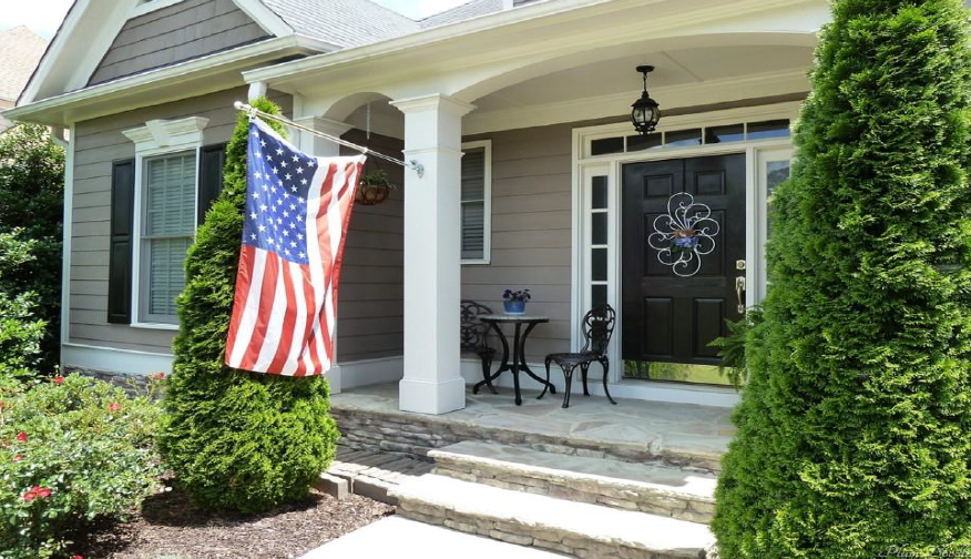 financing for veteran first time home buyer